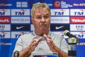 HLV Hiddink: 'U23 Malaysia xứng đáng góp mặt ở vòng chung kết'