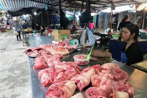 Thịt lợn được kiểm soát nghiêm ngặt