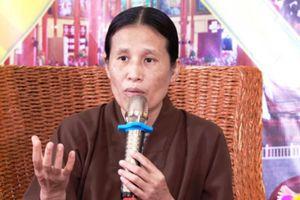 Vụ 'oan gia trái chủ' chùa Ba Vàng: Công an chưa triệu tập bà Yến