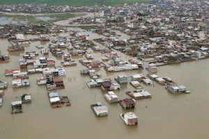 Ngập lụt tại miền bắc Iran, 30 người thiệt mạng