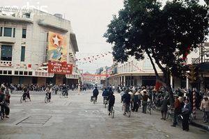 Ảnh màu đặc biệt về cuộc sống Hà Nội năm 1973