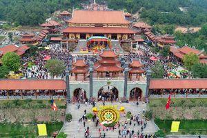 Đại đức Thích Trúc Thái Minh liên quan dự án tâm linh nghìn tỷ ở Quảng Nam?