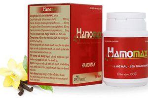 Cẩn trọng với quảng cáo thực phẩm bảo vệ sức khỏe Hamomax trên các website