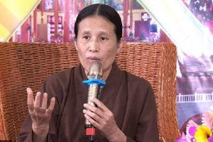 Phút trần tình nhói lòng của chị gái ruột bà Phạm Thị Yến: 'Em ấy gần như từ mặt tôi'