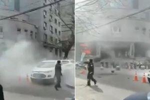 Trung Quốc: Đánh bom liều chết nhằm vào sở cảnh sát, ít nhất 4 người thương vong