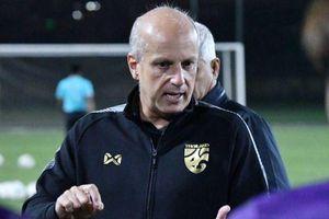 HLV U23 Thái Lan thừa nhận trận thua Việt Nam 'là thất bại nặng nề nhất'