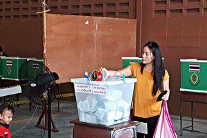 Thái Lan bất ngờ công bố kết quả 100% phiếu bầu
