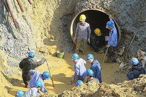Tạm ngừng cấp nước khu vực Tây Nam Hà Nội để đấu nối đường ống