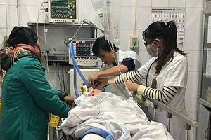 Nạn nhân trong vụ tai nạn giao thông ở Vĩnh Phúc được mổ lấy máu tụ