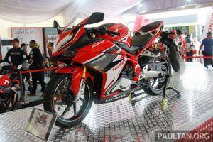 Honda CBR250RR 2019 chính thức trình làng tại Thái Lan