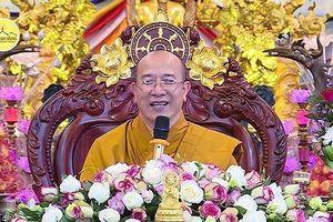 Hình phạt sám hối Đại tăng dành cho trụ trì chùa Ba Vàng nặng cỡ nào?