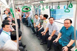 Chuyển động mới cho giao thông Hà Nội