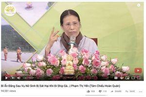 Mẹ nữ sinh giao gà bị sát hại: 'Tôi chưa nhận được lời xin lỗi từ bà Phạm Thị Yến'