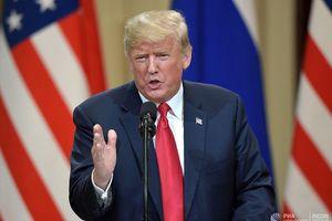 Ông Trump tuyên bố Nga phải rời khỏi Venezuela