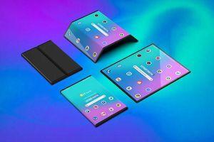 Điện thoại màn hình gập của Xiaomi sẽ gấp được làm 3 phần