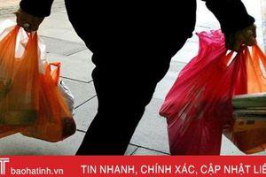 Hàn Quốc cấm sử dụng túi nilon dùng một lần từ ngày 1/4/2019