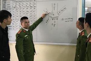 Thượng úy Hoàng Anh Trung - bắt đầu từ lòng tin của nhân dân