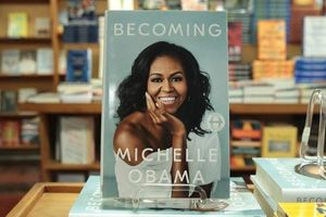 Hồi ký của Michelle Obama sắp trở thành tự truyện bán chạy nhất trong lịch sử