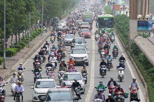 Hà Nội cấm xe máy nhưng phải đảm bảo người dân đi lại thuận lợi