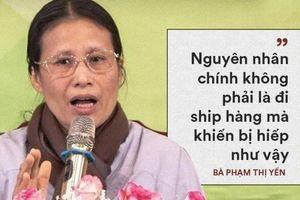 Bà Phạm Thị Yến chùa Ba Vàng muốn xin lỗi, mẹ nữ sinh giao gà nói gì?