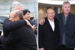 Ông Park có cơ hội so tài với người thầy Guus Hiddink