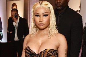 Hùng hổ đòi 'tố' Grammy, Nicki Minaj lại im re lùm xùm ngày lên sóng