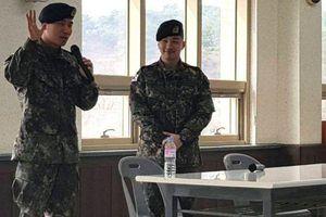 Mặc cho Seungri 'khốn khổ', Taeyang và Daesung vẫn bận rộn với lịch trình ca hát trong quân đội: VIP phải làm sao?
