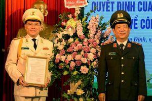Vĩnh Phúc, Nam Định bổ nhiệm Giám đốc Công an tỉnh