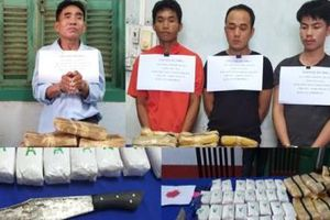 Quảng Bình: Phá chuyên án ma túy lớn, thu giữ 110.000 viên ma túy tổng hợp