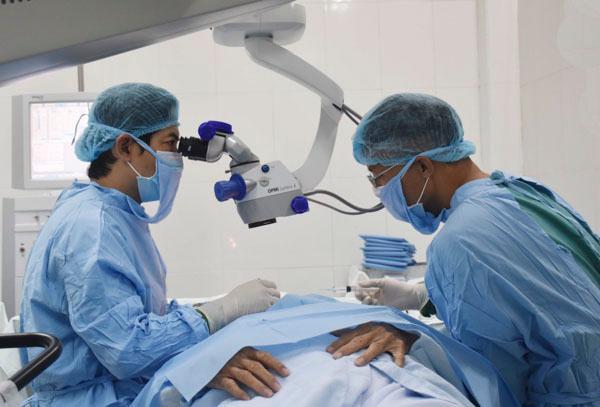 Tự chủ tài chính ở Bệnh viện Mắt: 'Cú hích' nâng cao chất lượng bệnh viện