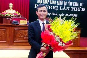 Chân dung tân Phó Bí thư Thường trực Quảng Bình trưởng thành từ cơ sở