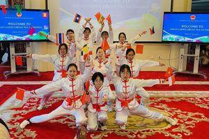 Đại sứ quán Việt Nam tại Trung Quốc tổ chức giao lưu Phụ nữ ASEAN