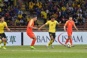 U23 Malaysia bị loại khỏi giải U23 châu Á theo cách không thể đen đủi hơn