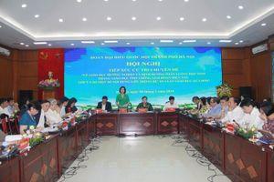 Hà Nội: Tiếp xúc cử tri chuyên đề về giáo dục hướng nghiệp