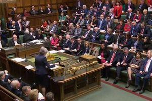 Quốc hội Anh không đạt được sự đồng thuận trong các phương án về Brexit