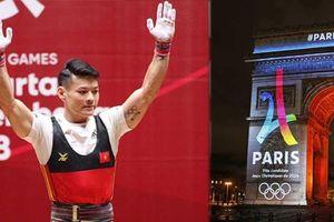 IOC 'bật đèn xanh' cho cử tạ đến Olympic Paris 2024