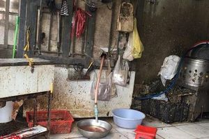 Phạt sao nếu bày bán, giết mổ thịt không hợp vệ sinh?