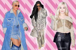 Chiếc túi Hermès giá hơn 2 tỷ giúp Kim Kadashian 'đánh bật' dàn sao nữ