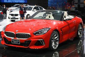 BMW Z4 Roadster thế hệ mới, mui trần gợi cảm được nâng cấp những gì?