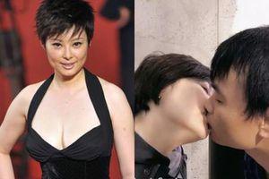 Minh tinh Trung Quốc bị chế nhạo vì khoe chồng thứ 4 kém 11 tuổi