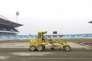 Sân điền kinh thuộc Khu Liên hợp thể thao quốc gia sắp được cải tạo