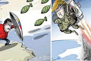 Can thiệp quân sự Venezuela: Không, nhưng Mỹ sẽ dùng cách khác