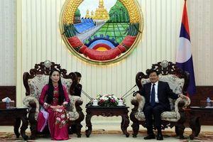Thúc đẩy hợp tác giữa các địa phương Việt Nam và Lào