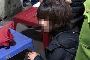 Nghi nổ súng, cướp tiền nữ tiểu thương chợ Long Biên: Bắt 1 nghi phạm từng can tội giết người