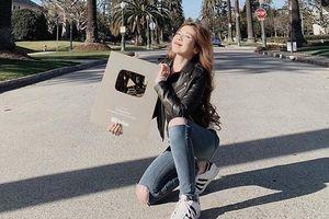 Blogger beauty Việt Nam đầu tiên nhận nút vàng Youtube là ai?