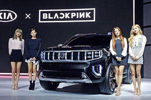 SUV việt dã Kia Mohave Masterpiece lộ diện tại Châu Á