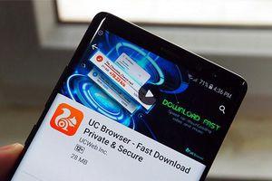 UC Browser mắc lỗi bảo mật ảnh hưởng hàng triệu người dùng Android