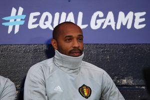 Bị AS Monaco sa thải nhưng Henry sẽ trở lại tuyển Bỉ