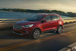 Ford Escape 2020 chuẩn bị ra mắt với động cơ mới