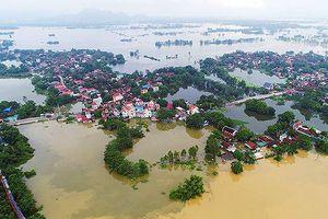 Cung cấp bản đồ ngập lụt lúc siêu bão, xả lũ, vỡ đập